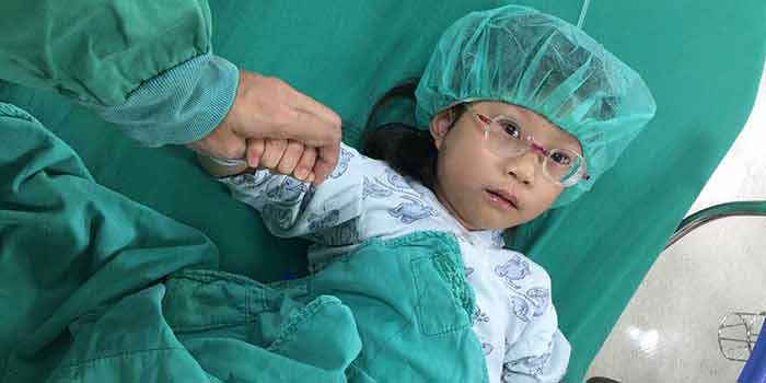 {扁桃腺/腺樣體切除 中耳通氣管裝置手術}切除了扁桃腺就不會發燒了嗎?